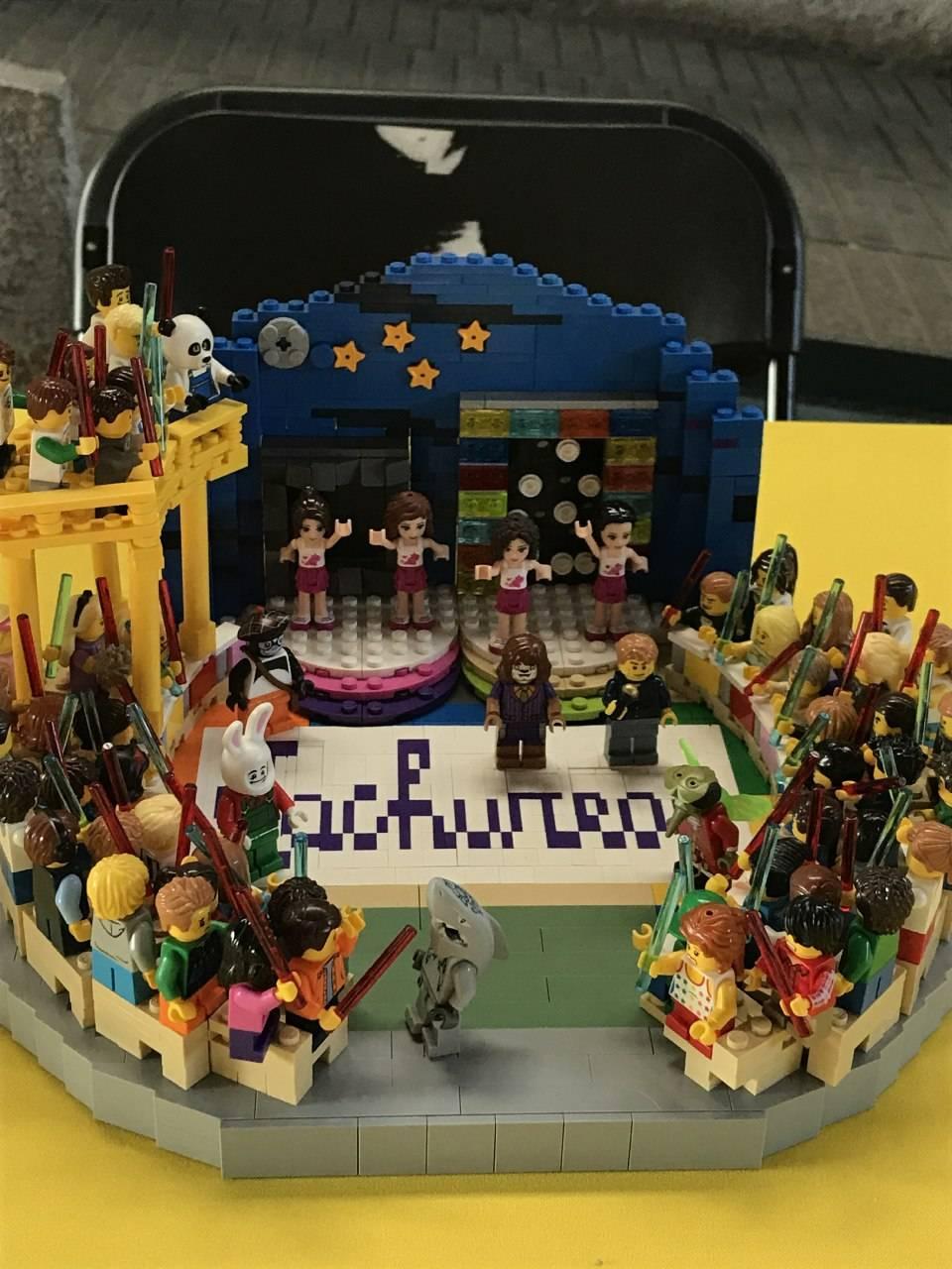 Cachureos Lego