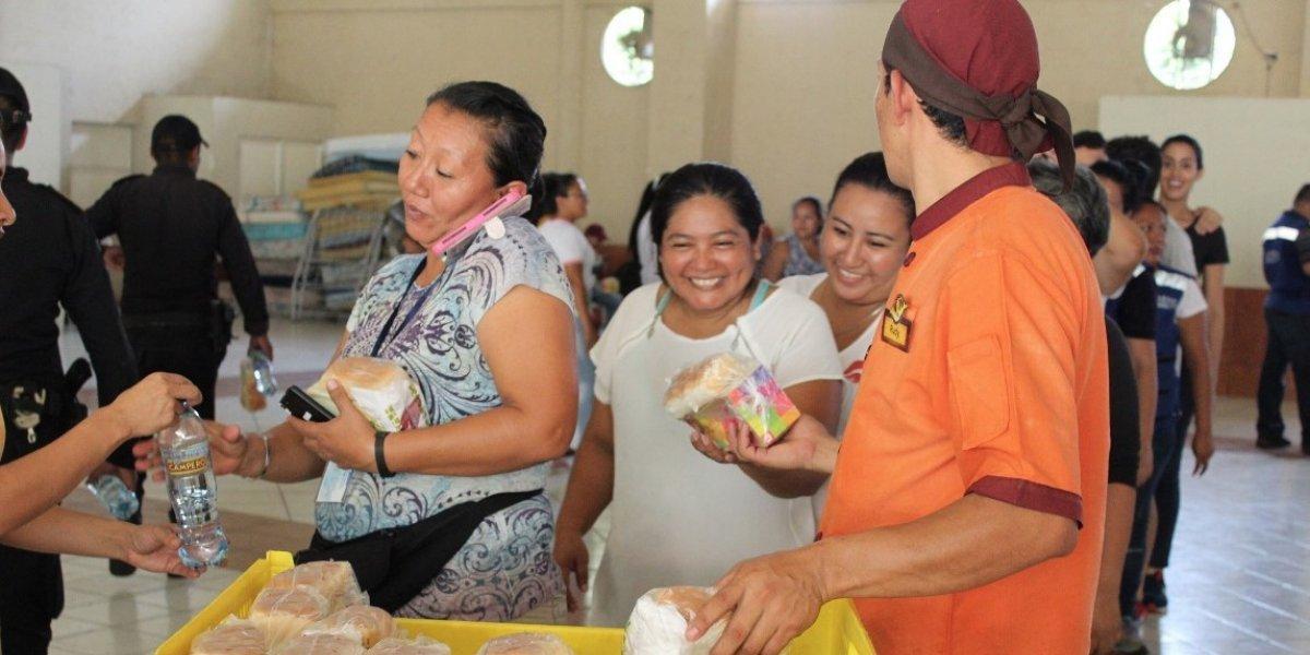 Pollo Campero se une a las acciones de ayuda y solidaridad de los guatemaltecos