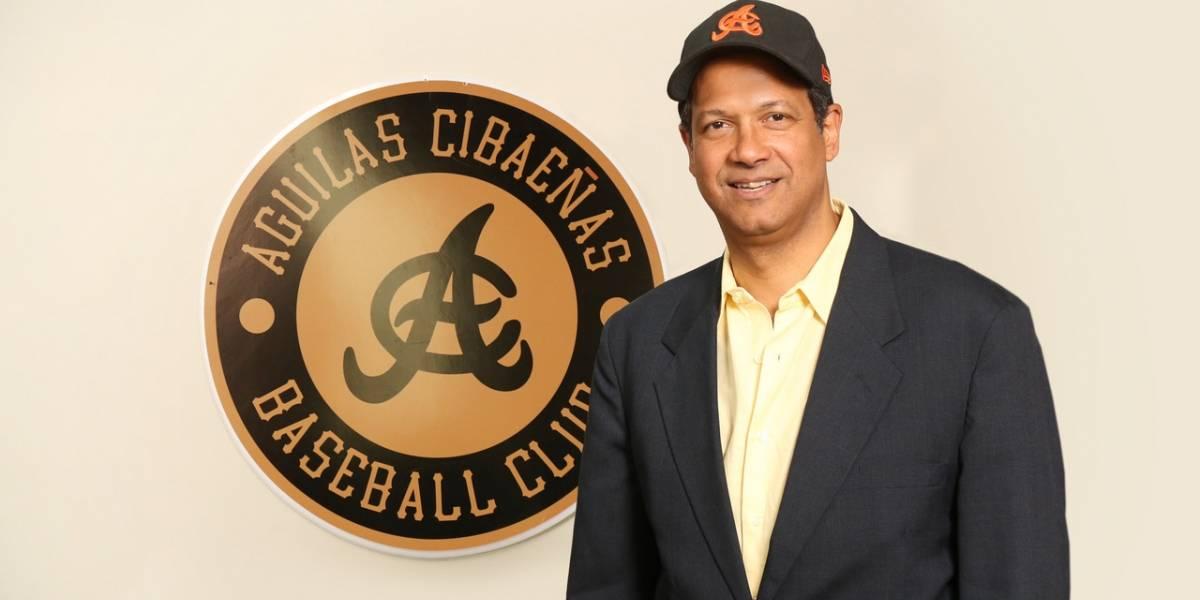 Adriano Valdez es el nuevo presidente de Águilas Cibaeñas