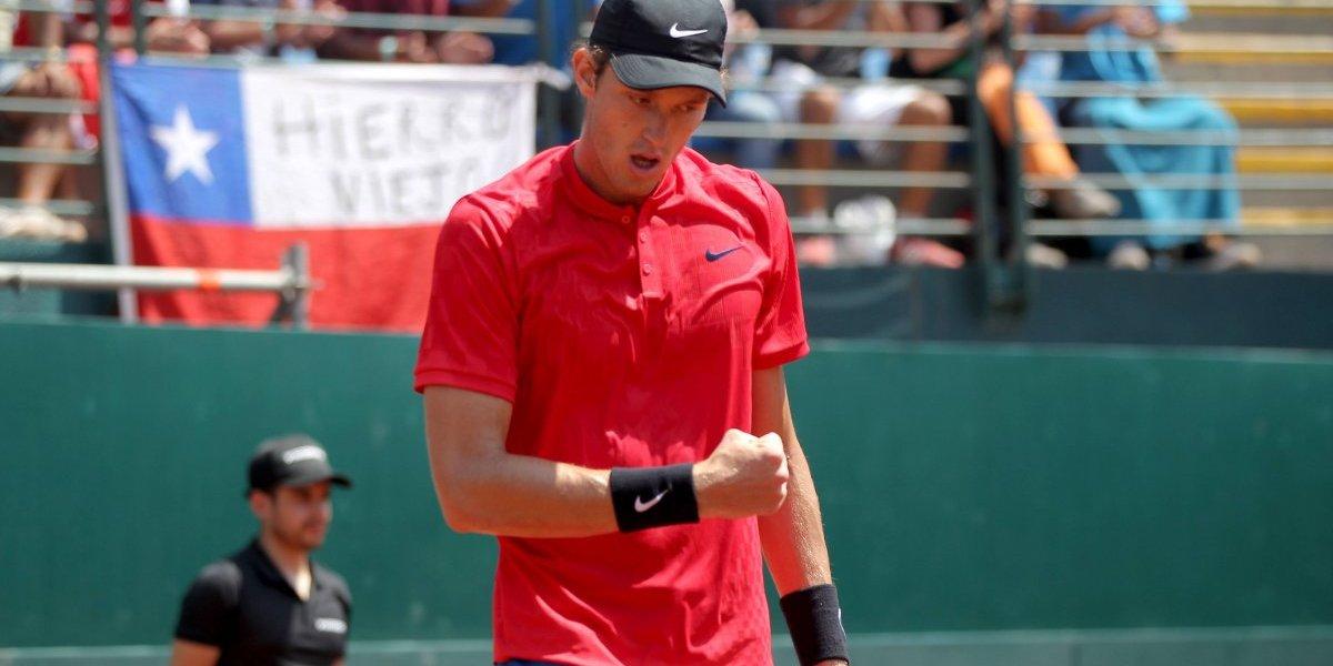 Jarry cae en dobles y se despide de Roland Garros