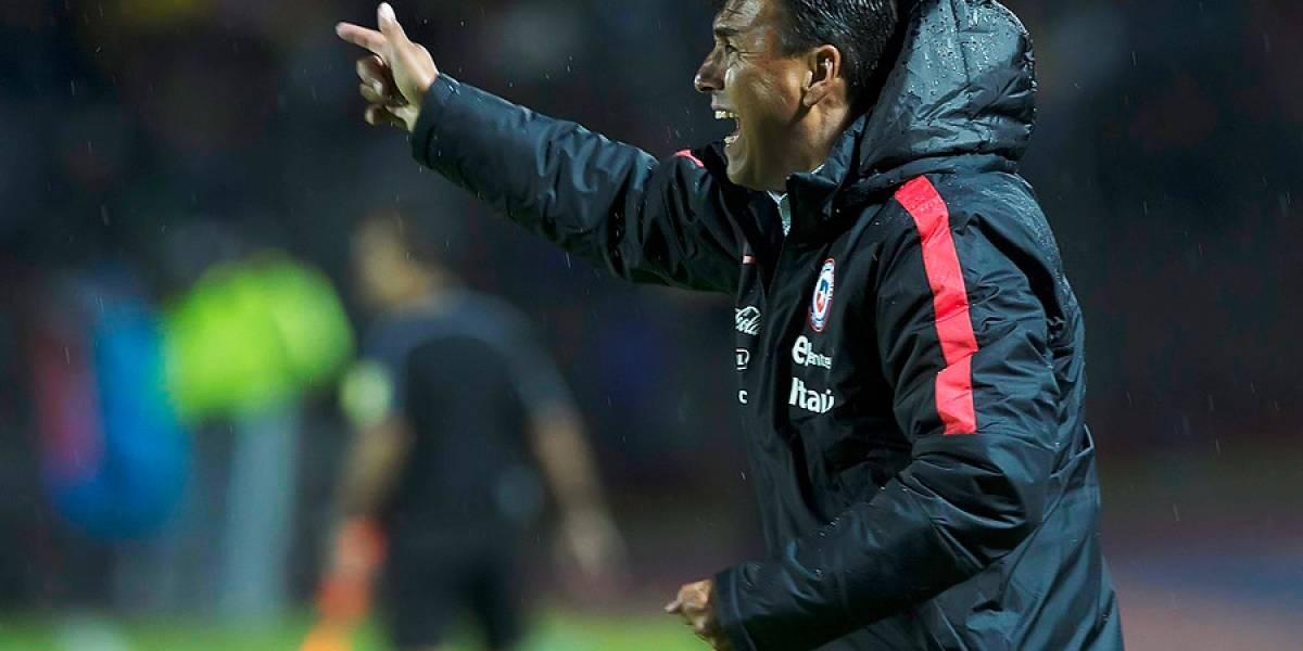 Del infierno al cielo: La dorada revancha de Héctor Robles al mando de la selección Sub 20