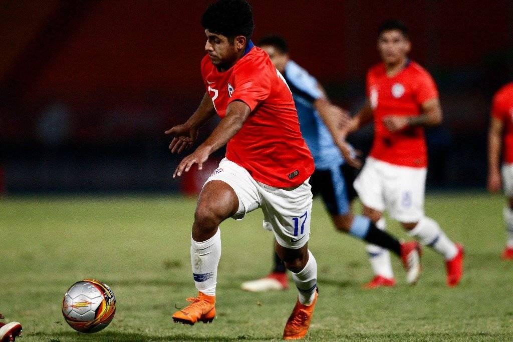 La Roja Sub 20 se lució en Cochabamba / imagen: CARLOS VERA / COMUNICACIONES ANFP