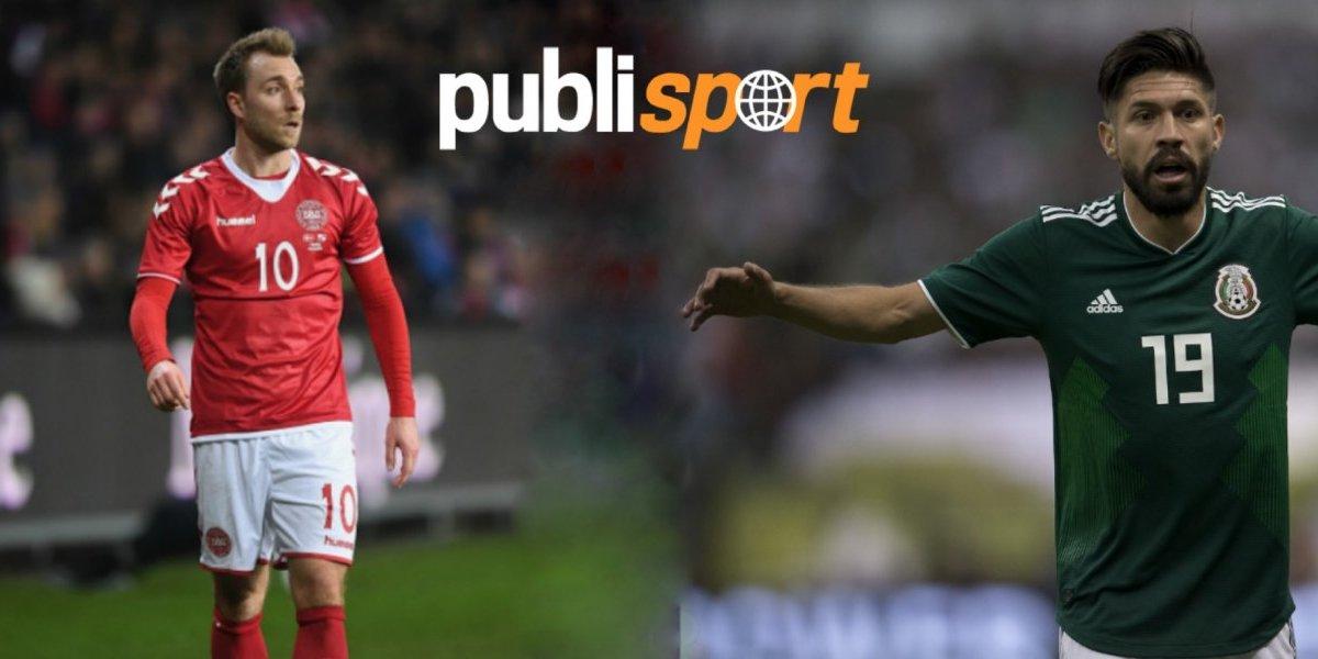 Dinamarca vs. México, ¿dónde y a qué hora ver el partido?