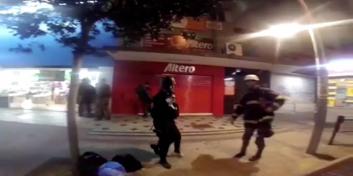 Atirador de elite da PM mata assaltante em Belo Horizonte