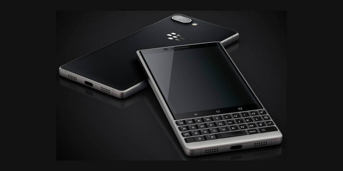 Se filtran todos los detalles de la BlackBerry Key2