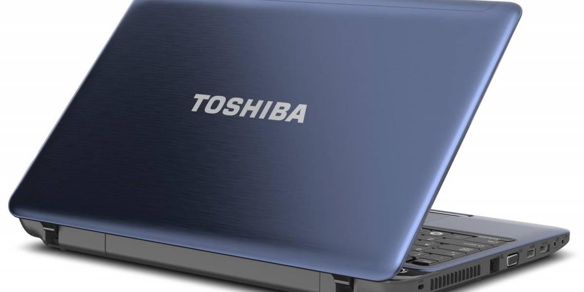 Toshiba vende su división de computadores a Sharp
