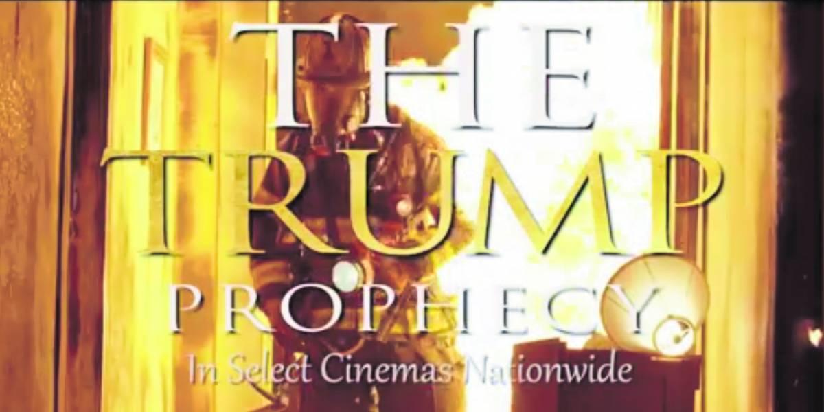La película sobre cómo Donald Trump fue elegido por Dios