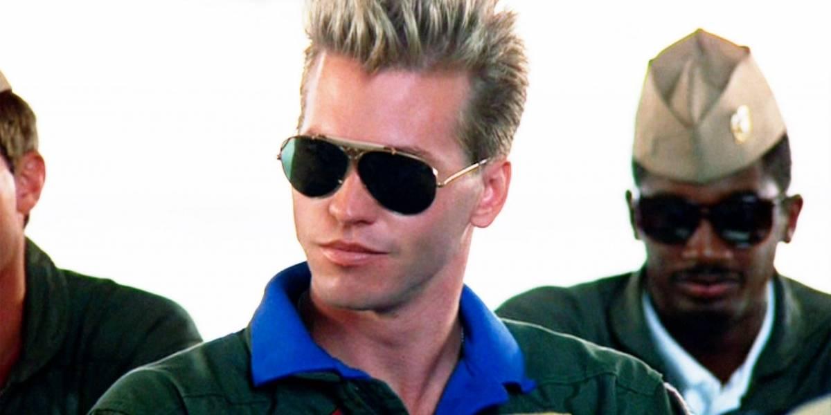 Val Kilmer se reunirá con Tom Cruise en 'Top Gun'