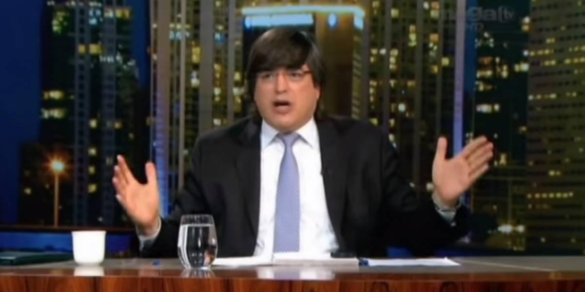 """Bayly a Jimmy Morales: """"Ser comediante en televisión no es lo mismo que ser presidente de un país"""""""