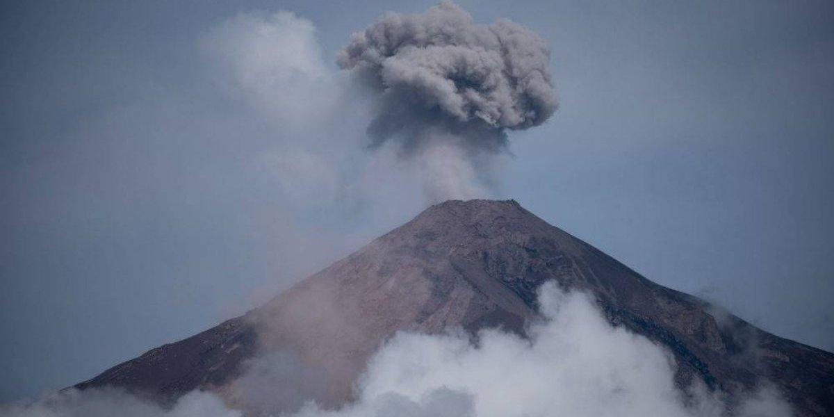 Sube a 99 número de muertos por erupción del Volcán de Fuego
