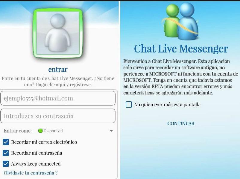 Sí, Windows Messenger está de vuelta, pero... ¿podría robar tus datos? Esto sabemos
