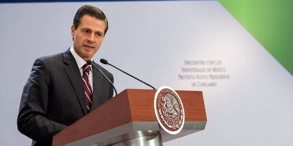 México seguirá trabajando para defender a nuestros connacionales en EU: Peña Nieto