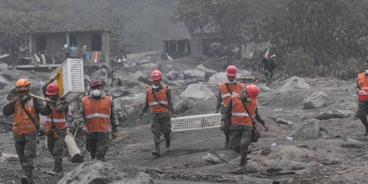 Así cubrió Metro Internacional la tragedia que enluta a Guatemala