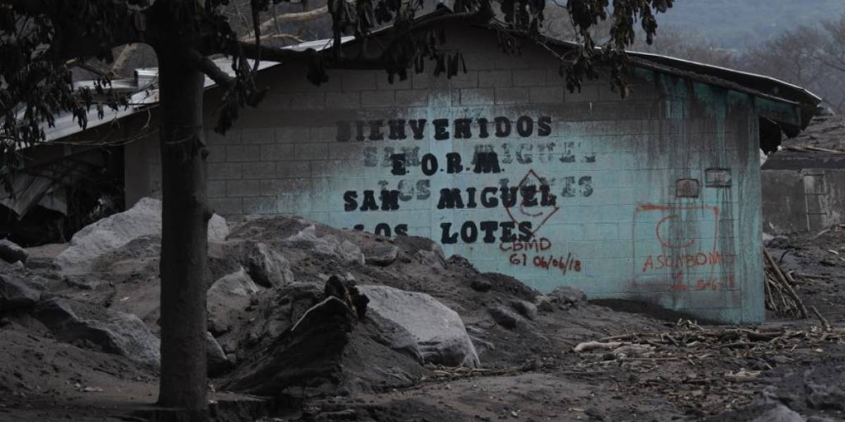 Suspenden definitivamente el rescate de víctimas mortales en Escuintla