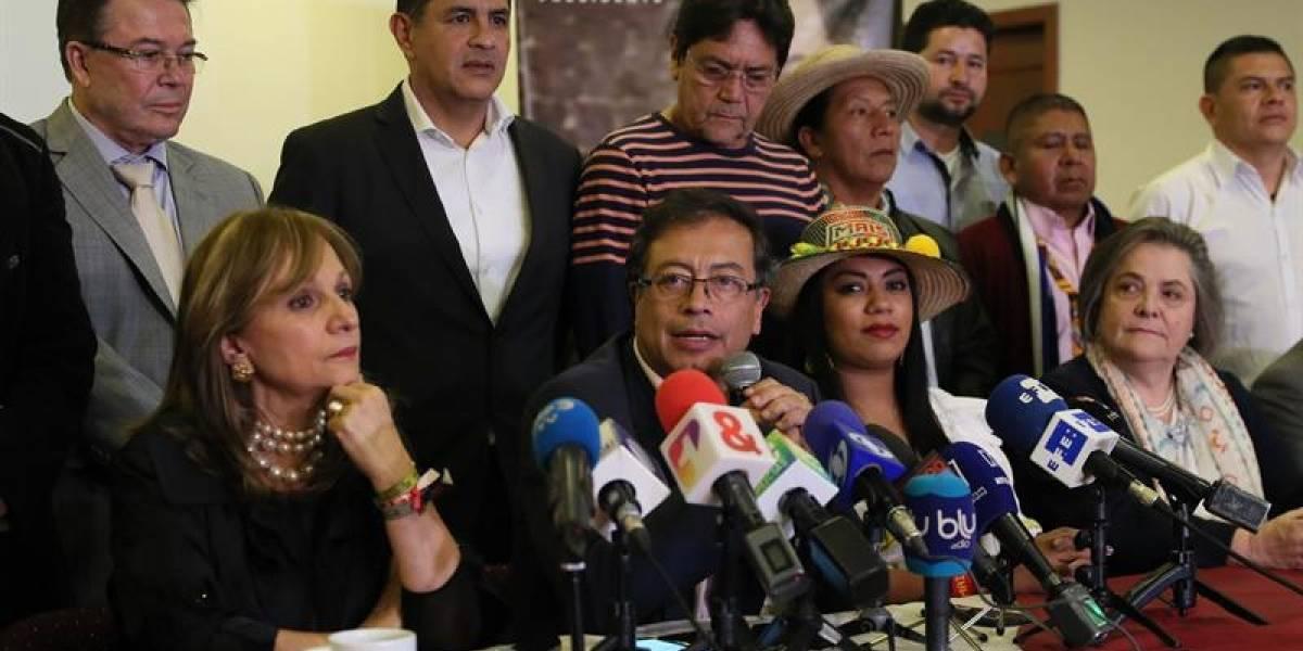Petro: Duque huye a los debates presidenciales de la segunda vuelta