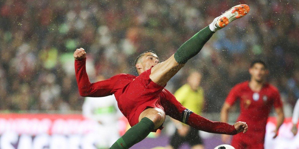Volvió Cristiano y con él, Portugal retornó a la victoria