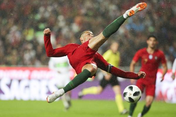 Video de los Goles de Portugal vs Argelia