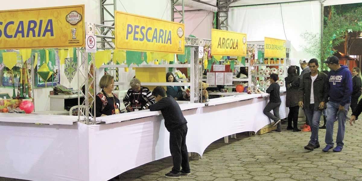 Festas juninas e quermesses atraem público no ABC