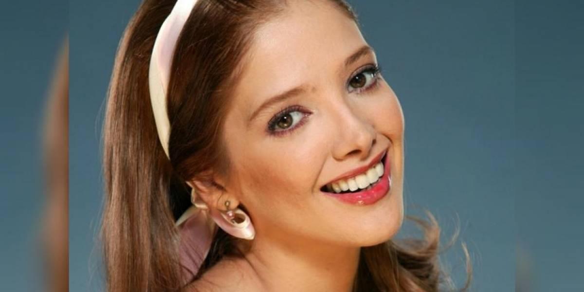 Actriz Adela Noriega padece de cáncer