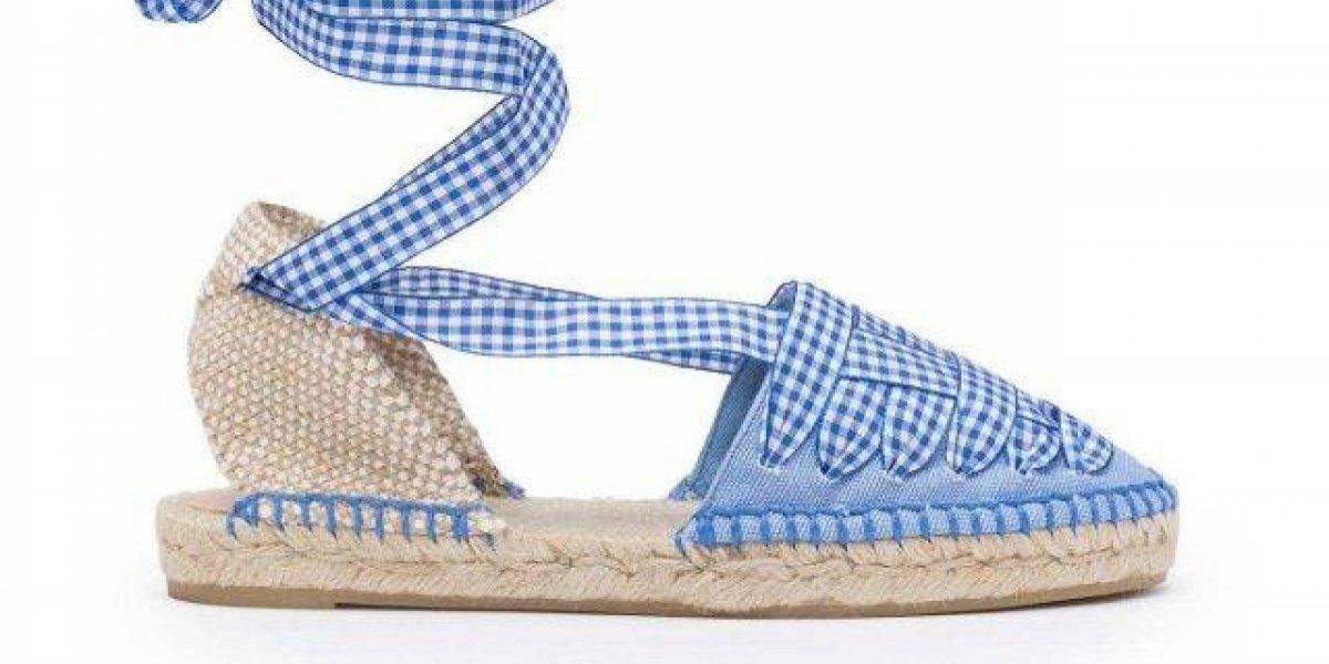Las alpargatas, el calzado del verano