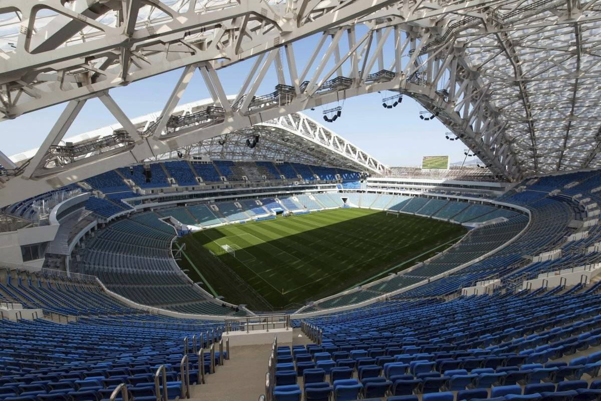 Estadio Olímpico Fisth - Mundial Rusia 2018