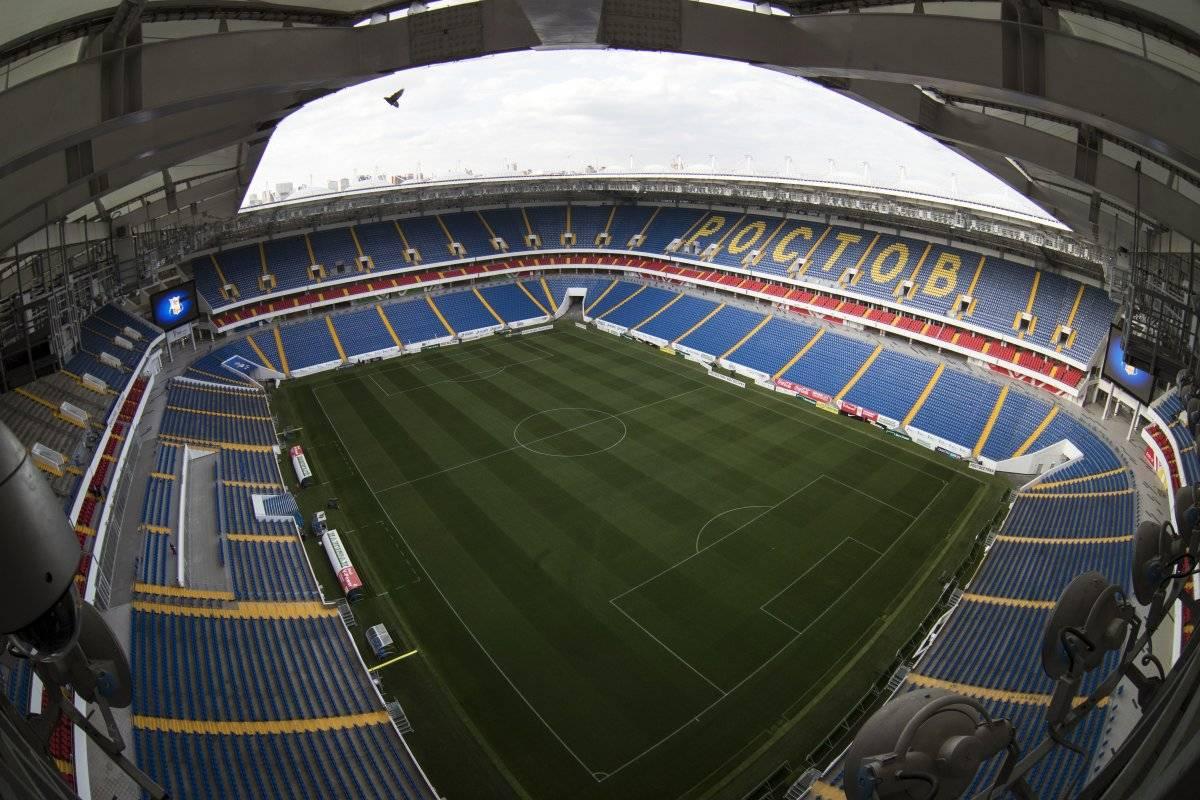 Estadio de Rostov - Mundial Rusia 2018