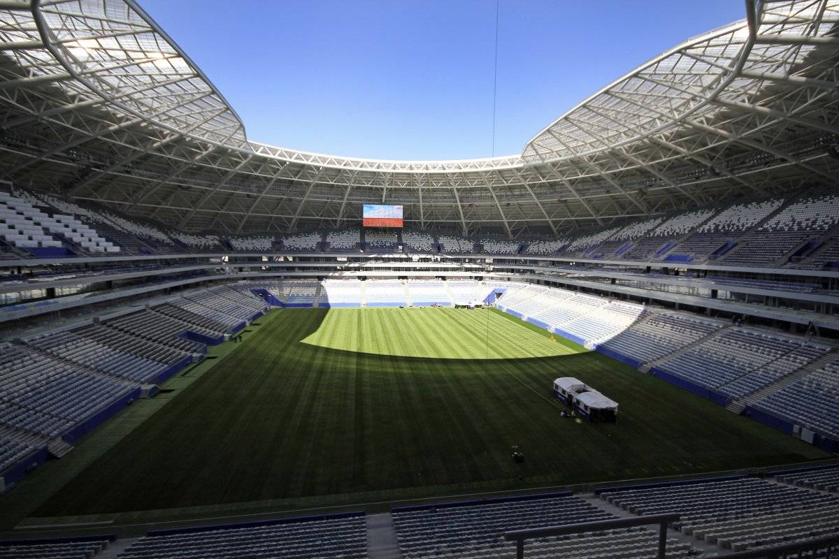 Estadio de Samara - Mundial Rusia 2018