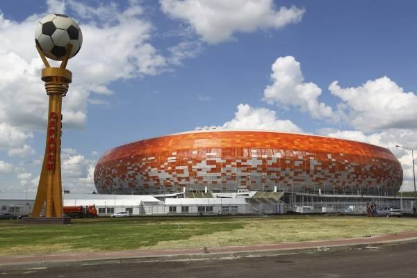 Mordovia Arena - Mundial Rusia 2018