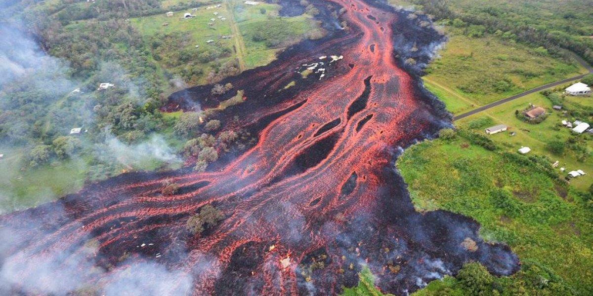 Volcán de Hawai genera abundante información a los científicos
