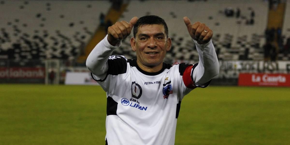 """Huaiquipán convenció en una """"pichanga"""" y vuelve al fútbol para jugar en Brasil"""
