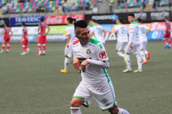 El Velocirraptor lleva sus goles a tierras aztecas / imagen: Agencia UNO