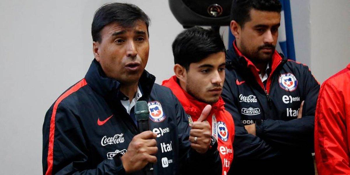 """Robles pone mesura al oro de la Roja Sub 20: """"Da orgullo, pero hay que mantener la tranquilidad"""""""