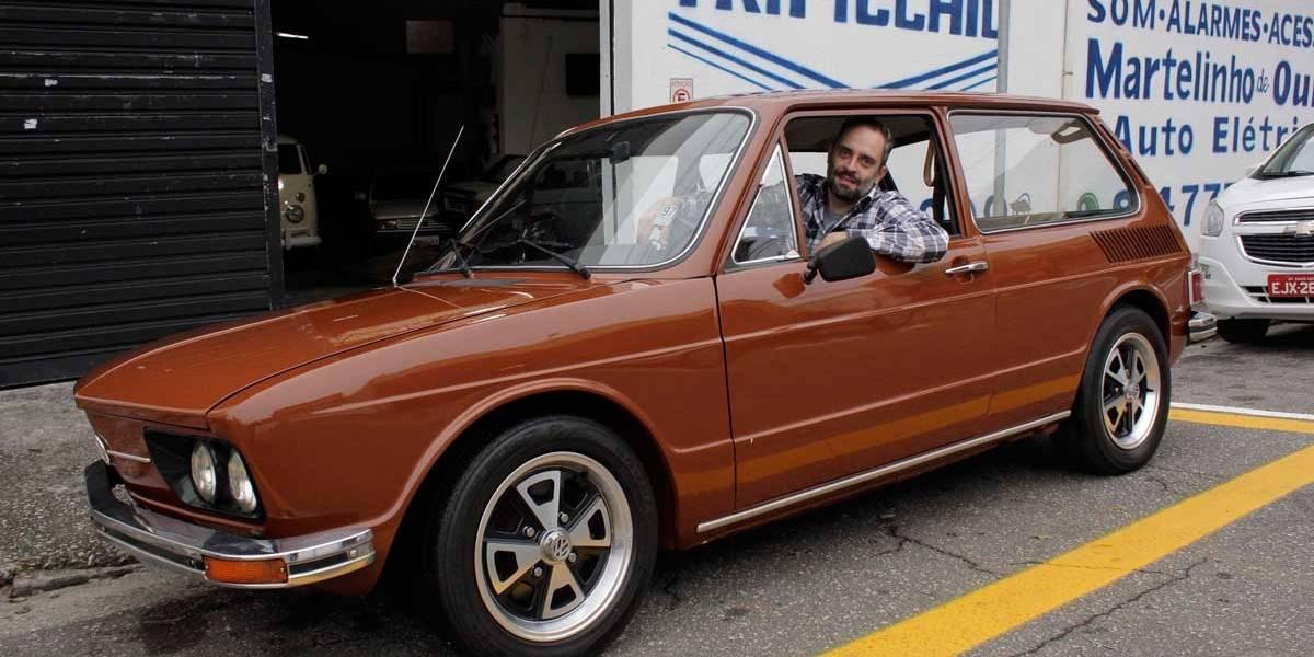 Espaçoso para famílias e adorado pelos jovens, o Volkswagen Brasília completa 45 anos