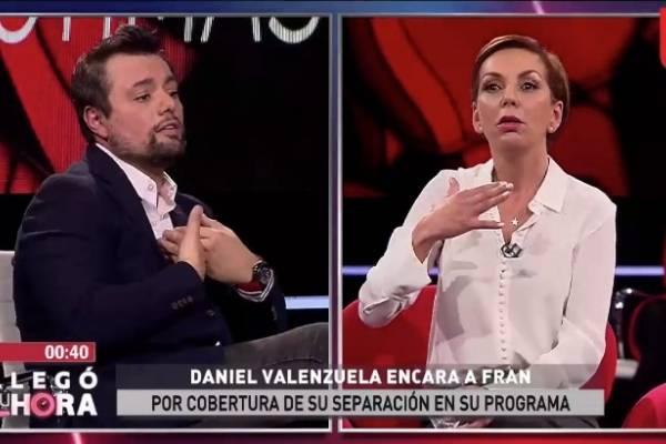 No creo que haga televisión basura — Francisca García-Huidobro