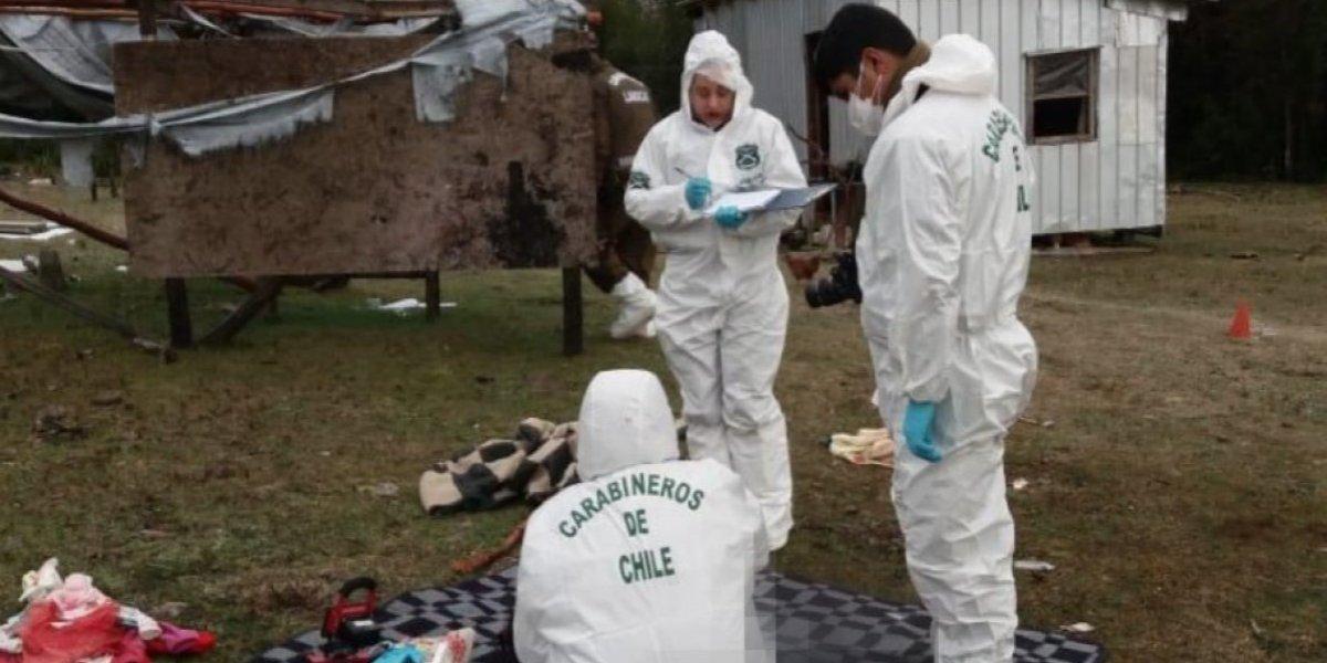 ¡Criminales! Detienen a tres hombres y una mujer por horrendo asesinato a puñaladas de bebé de 10 meses en Villarrica