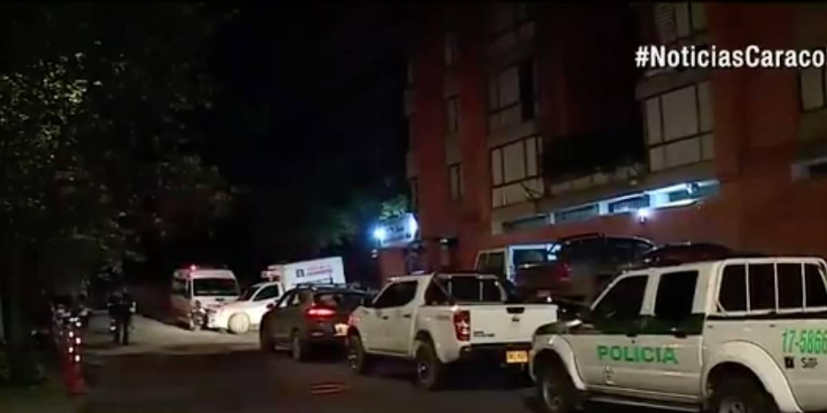 Así fueron las últimas horas del español hallado muerto en el norte de Bogotá