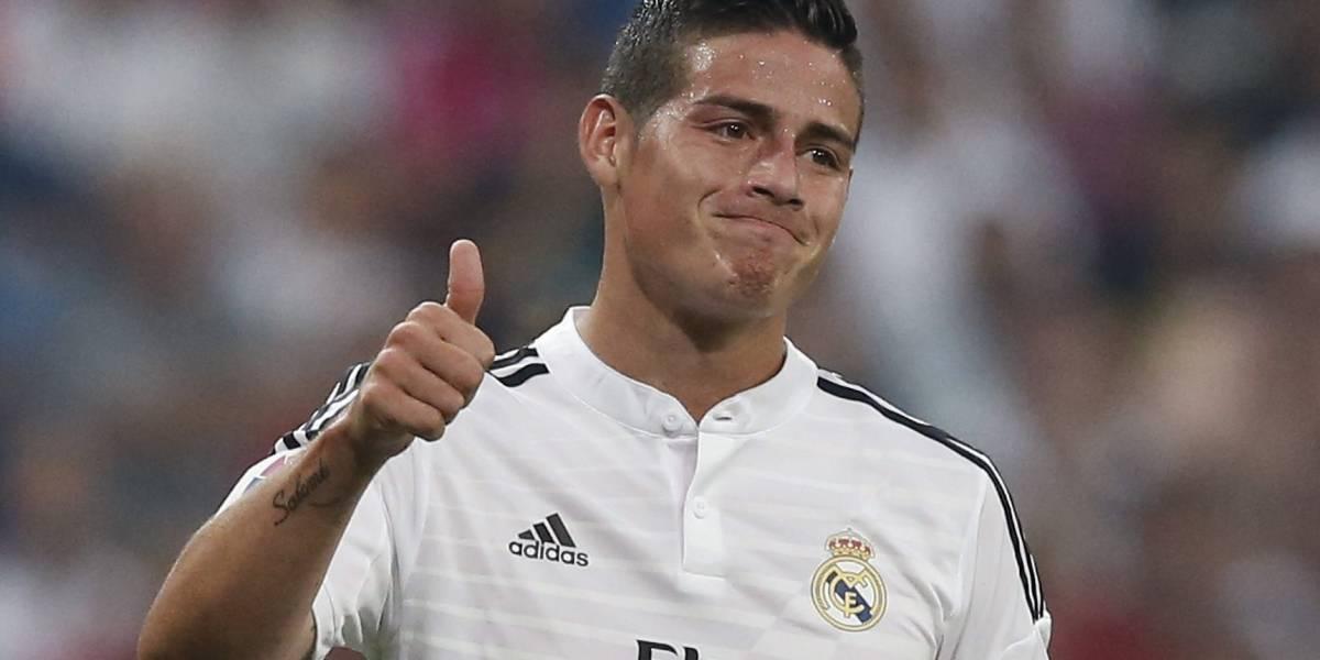 ¿James Rodríguez regresaría al Real Madrid por pedido de nuevo entrenador?