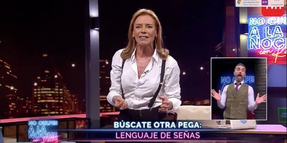 """""""Es una falta de respeto"""": Comunidad sorda molesta con Jorge Alís y programa de Kathy Salosny por burla del comediante"""