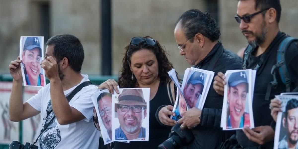 En lo que va del año, seis periodistas han sido asesinados en México
