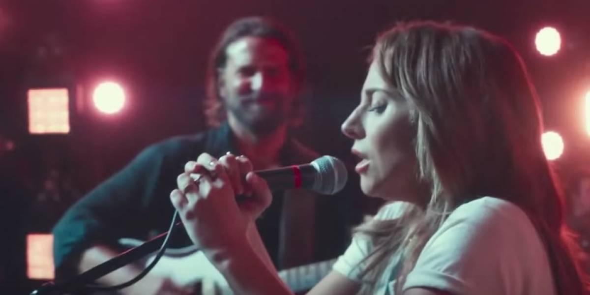Se conoce el tráiler de 'A Star is Born', película protagonizada por Bradley Cooper y Lady Gaga