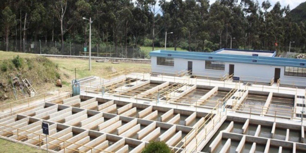 Quito: Planta de tratamiento de agua beneficiará a 170 mil habitantes