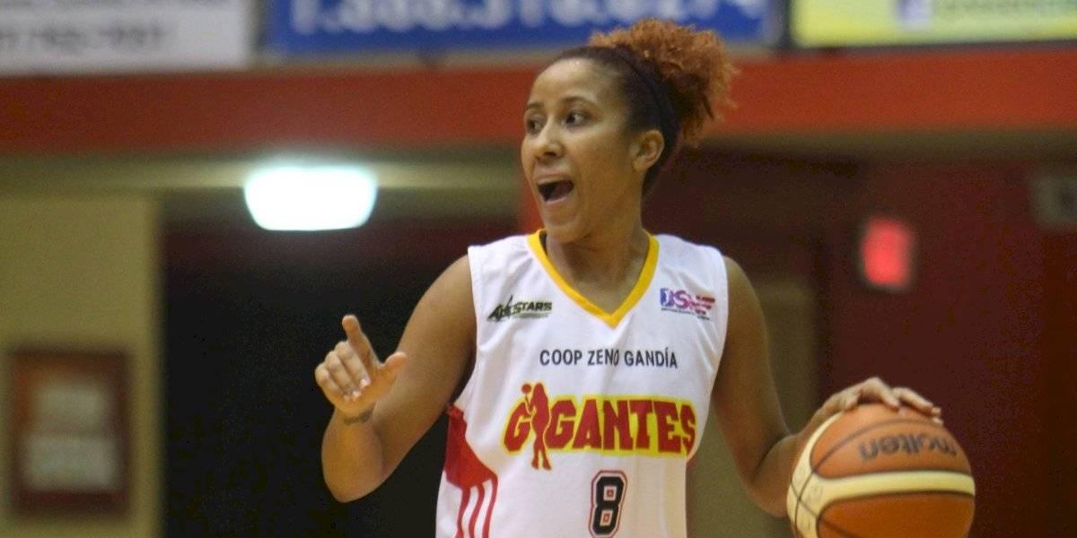 Carla Cortijo será asistente en los Cangrejeros de Santurce