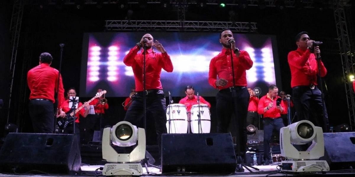 Chiquito Team Band con exitosa presentación en Veracruz, México
