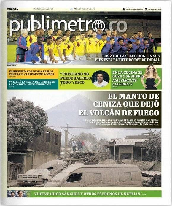 Publimetro Colombia