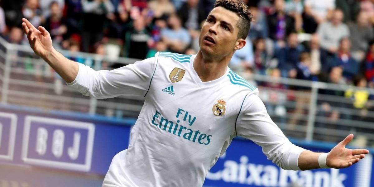 Cristiano Ronaldo estará en la portada de FIFA 19