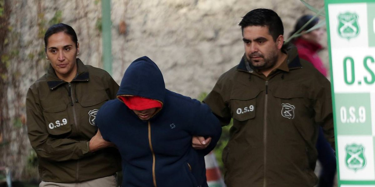 """""""Me equivoqué, pensé que era un sicario: pido perdón a las familias"""": las declaraciones del adolescente detenido por muerte de cabo Galindo"""