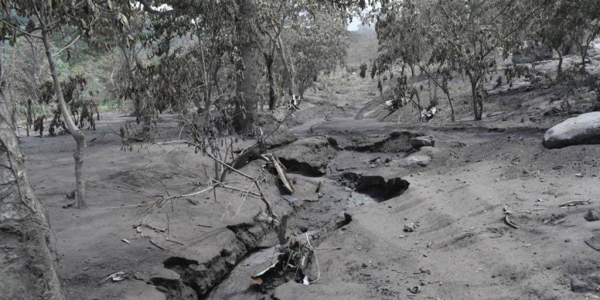 Daños y pérdidas por tragedia del volcán ascienden a Q1 mil 642 millones, según estudio