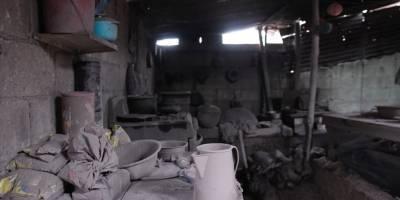 Desolación y destrucción en San Miguel Los Lotes