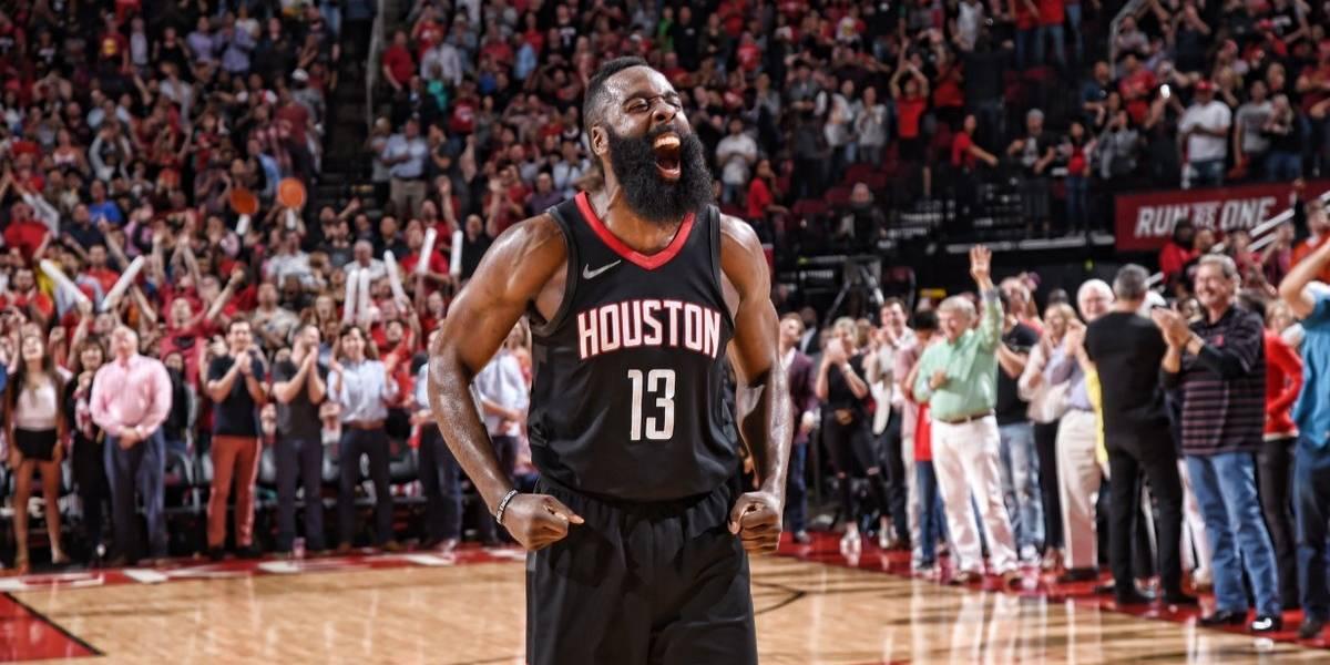 Jugadores de la NBA eligen a James Harden como MVP y Donovan Mitchell como novato del año