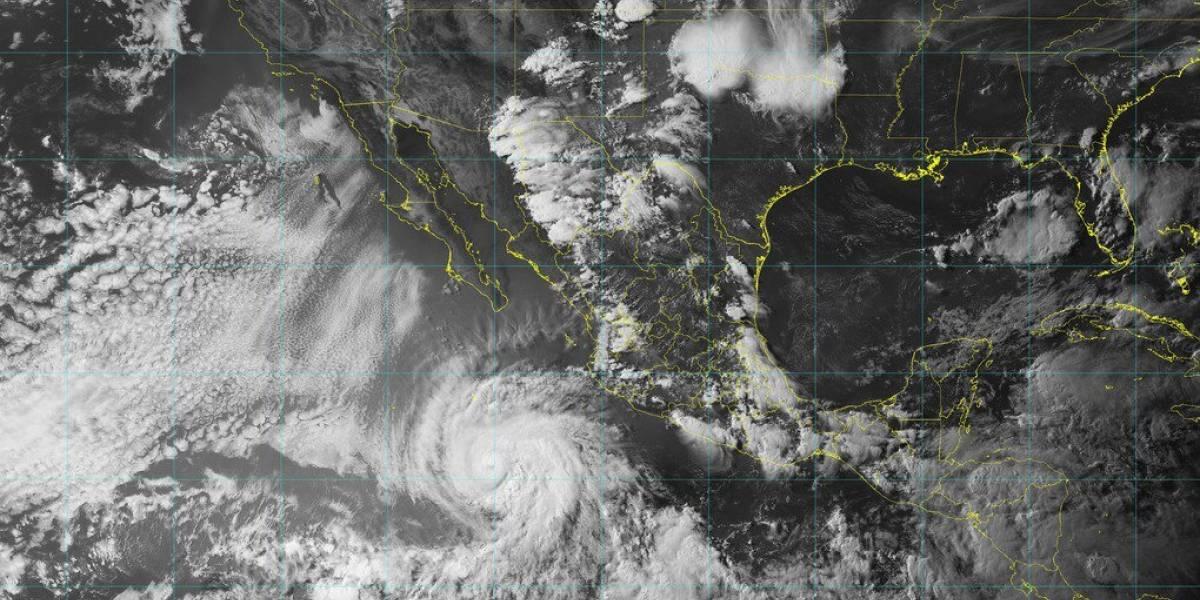 Se forma Aletta, primer huracán de la temporada